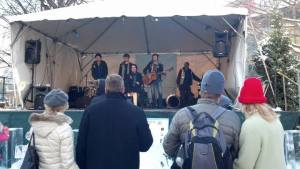 XY at St. Paul Winter Festival